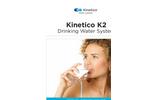 Kinetico K2 Residential Drinking Water Filter Brochure