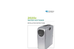 Kinetico 2020c Water Softener - Installation Instructions