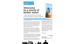 Welcome to a world of better water - July 2015
