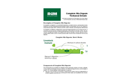 Advanced Complete Mix System Brochure