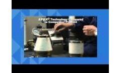 Pentair`s UltiSep - NANO-LEVEL (LIQUID) AEROSOL REMOVAL FROM GAS STREAMS Video