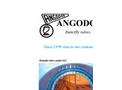 Model AG1 - Wafer Butterfly Valve Brochure