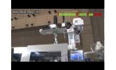 Pressa elettrica a iniezione Toshiba Machine EC180SX  Video