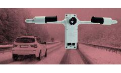 JES Elektrotechnik - Model w/PWD - Visibility and Present Weather Sensor