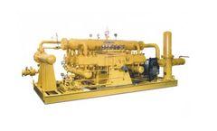 Model 1EHA-6-GT/105 - Natural Gas Compressor