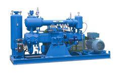 Model 2EHA-2-BIS-G - Solid Waste Drying Compressor