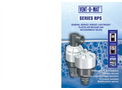 Vent-O-Mat - Model RPS - Air Release Valve Brochure