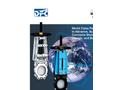RF-INSAMCOR - Model LW - Knife Gate Valves Brochure