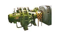 Ganz - Model BD - Sewage Pump