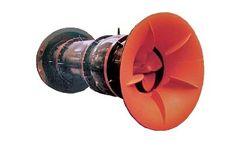 Ganz - Model ML-MK - Mixed Flow Pumps