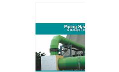 Storage Tanks- Brochure
