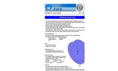 CMO - R Series - Knife Gate Valves - Brochure