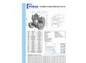 Model FB CL600 - Floating Ball Valves Brochure