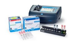 Hach - Model DR 3900 - Laboratory VIS Spectrophotometer with RFID Technology