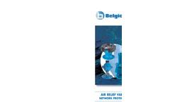 Air Relief Valve Brochure
