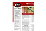 Model GSM-90 - Scalar Magnetometers for Observation Brochure