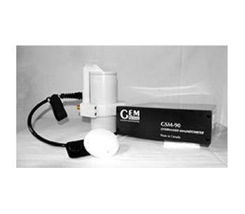 Model GSM-90 - Scalar Magnetometers for Observation