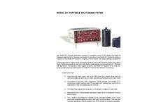 HTI - Model 241 - Portable Split-Beam Echo Sounder Datasheet