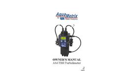 Model AM-TBR - Turbidimeters Manual