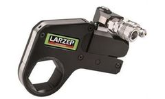 Larzep - Model LX Series - Low Profile Hexagon Hydraulic Torque Wrenches