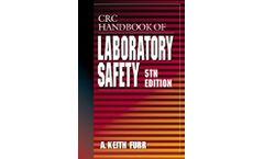 CRC Handbook of Laboratory Safety, Fifth Edition