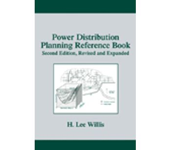 Power Distribution Planning Reference Book, Second Edition