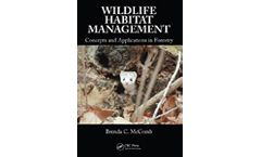 Wildlife Habitat Management: Concepts and Applications in Forestry