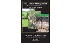 Soil Carbon Management: Economic, Environmental and Societal Benefits