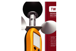 Scarlet - Model TWL-1S - Innovative Handheld Heat Stress Monitor - Brochure