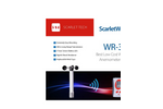 Scarlet - Model WR-3 - Long Range Wireless Anemometer - Brochure