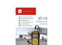 Scarlet - Model ST-130/S - Noise Dosimeter Brochure