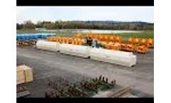 Fuel Storage Tanks by GK Machine Video
