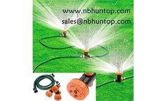 Portable Lawn & Garden Yard Sprinkler System set