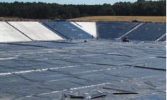 Biogas, anaerobic digestion covers, odor control covers