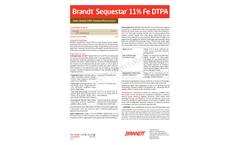 Sequestar® - Chelated Micronutrients Brochure