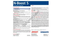 N-Boost® - Model 5 - Foliar Nitrogen Brochure