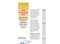 Air Turbine Motor 51H- Brochure