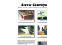 Cleeve - Sludge Screw Conveyors - Brochure