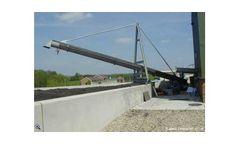 Cleeve - Sludge Screw Conveyors