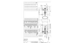 """Model 8"""" - Vessel Diameter Brochure"""