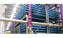 Protec Arisawa - Model FRP - Fiber Reinforced Plastic Collectors