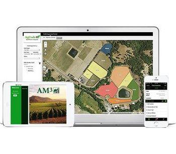 AgCode - Version AM3 - Vineyard Management Software