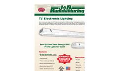 T5 Electronic Lighting- Brochure