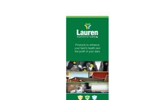 Lauren AgriSystems Products Brochure