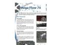 Megaflow - Model 78 - Fan Brochure