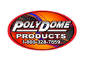 PolyDome - Model PD-1009N - High Door Natural
