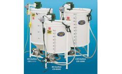PolyDome Milk Master - Model CD-5500 - 50 Gallon Mixing Tank