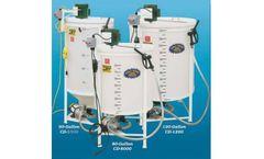 PolyDome Milk Master - Model CD-8000 - 80 Gallon Mixing Tank