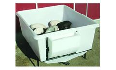 PolyDome - Model PD-1008 - Litter Saver Nursery Complete