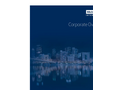 Corporate Overview- Brochure